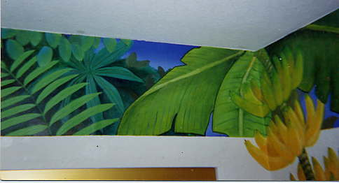 Perfect Leaf Portion   Panoramic Mural   By Debbie Smith Mezzetta   Thumbnail Image Part 25